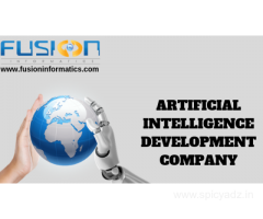 ARTIFICIAL INTELLIGENCE DEVELOPMENT COMPANY IN INDIA