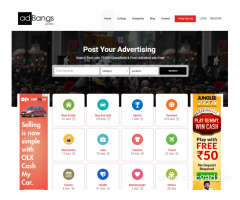Free Classifieds website in Delhi