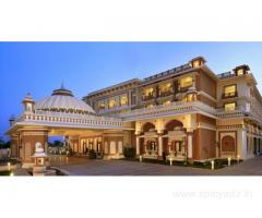 Get Indana Palace in,Jodhpur with Class Accommodation.