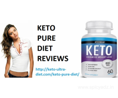 Keto Pure Diet Reviews
