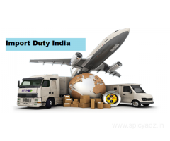 Find out Your Product's Updated import duty india!