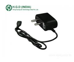 HGD 0.7 Amp Wired Charger  | HGD INDIA Mobile Phone Charger Manufacturer