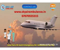 Pick Reputed Air Ambulance Service in Vellore with Gentle Doctor