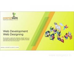 Web Designing and Web Development in Hyderabad.