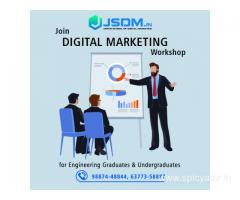 Digital marketing Course in Jaipur by JSDM