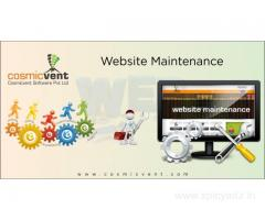 Website Development and Website Maintenance in Hyderabad.