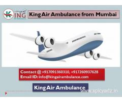 King Air Ambulance in Mumbai-Instant Solution