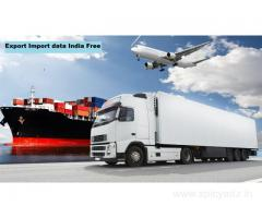 Export Import Data India Free: Improve Business Analysis!