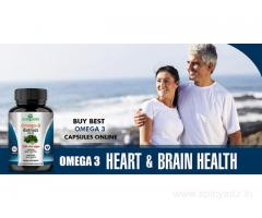 Best Omega 3 Supplements For Healthy Body And Mind