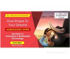 Admission Open in Bachelor In Animation & Multimedia Technology