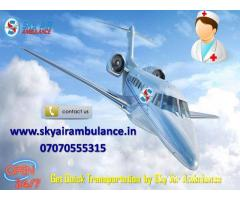 Take Fast and Secure Air Ambulance Service in Nagpur