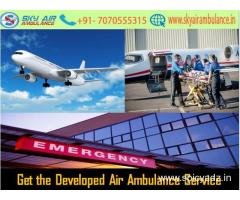 Use ICU Air Ambulance in Delhi at a Lesser Cost