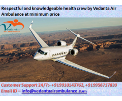 Vedanta provide services to the patients from one bed to a different bed