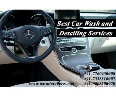 Car Wash and Detailing Services in Autodetailerz Bangalore,Online