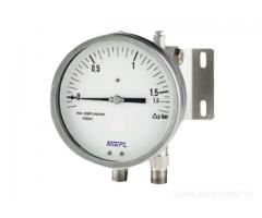 Differential Pressure Gauges | MIEPL