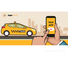 Android and iOS Taxi Booking App Development company in Jaipur