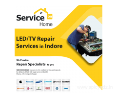 LED T.V. Repair Service Near Me | Service On Home