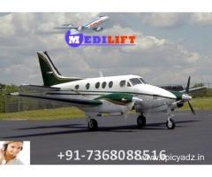Hire Splendid Air Ambulance Service in Mumbai with Doctor Facility