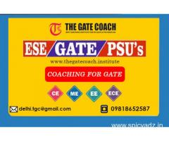 All subjects coaching for Gate