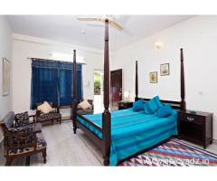et Art Inn in,Jaipur with Class Accommodation.