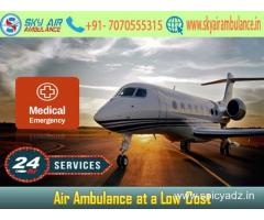 Sky Air Ambulance in Mumbai with Specialist MD Doctor