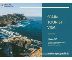 Spain Tourist Visa Application Assistance