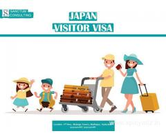 Get Japan Visitor Visa at an Affordable Cost
