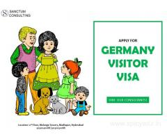 Get Germany Visitor Visa through Sanctum Consulting