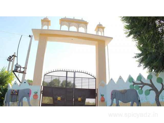 Get Atharva Weekend Gateway in,Jaipur with Class Accommodation. - 1