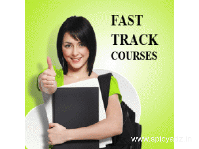 Fast Track Courses | Single Sitting Course | Degree One Year