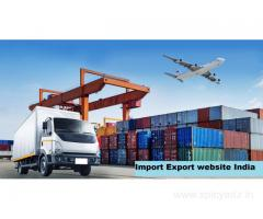 import export website India: Collect Records on Indian Trade Shipments