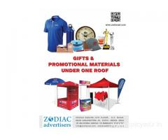 For Branding And Promotions Zodiac Advertisers