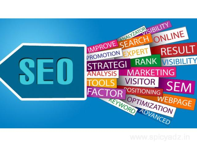 Search Engine Optimization(SEO) in Hyderabad.