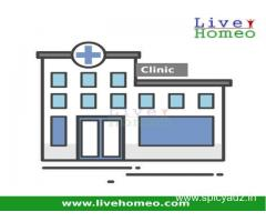 Homeopathy Clinics Near me live homeo