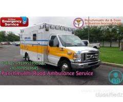 Life-Saving Ambulance Services in Nehru Place by Panchmukhi Ambulance
