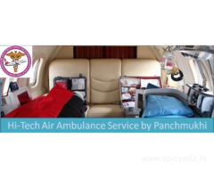 Avail Ambulance Services in Saket for Shifting a Patient by Panchmukhi Ambulance