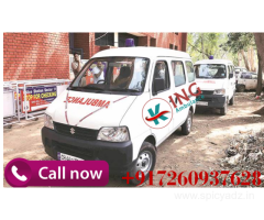 Avail ICU Facility by King Road Ambulance Service in Vasant Vihar
