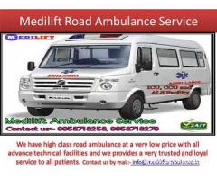 Get Most Reliable Ambulance Service in Sitamarhi at Low-Cost
