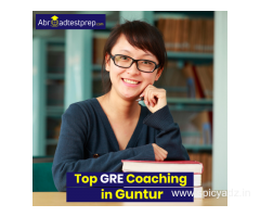 Best GRE Coaching in Guntur - Abroad Test Prep