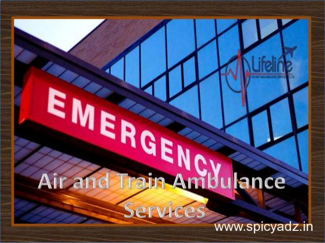 Lifeline Air Ambulance in Dimapur Assist Family in Medical Emergency at Low-Cost - 1