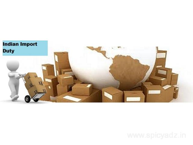Indian Import Duty: An Indirect Tax Levied on Imported Items