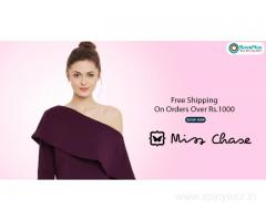 MissChase Coupons, Deals & Offers: Get 15% Off Your First Order