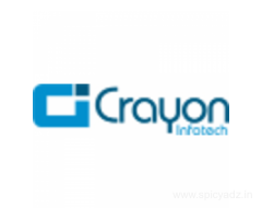 Web design company in india: Crayon Infotech