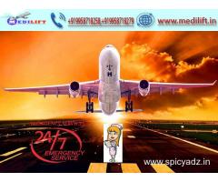 Get Top-Level Aircraft Air Ambulance Service in Vellore by Medilift