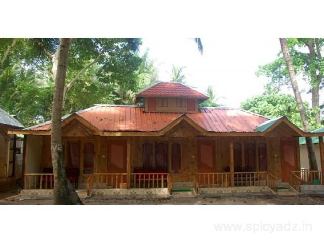 Get Gold Star Beach Resort in,Havelock Island with Class Accommodation. - 1