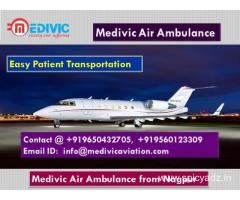 Medivic Air Ambulance from Nagpur-Go Reliably