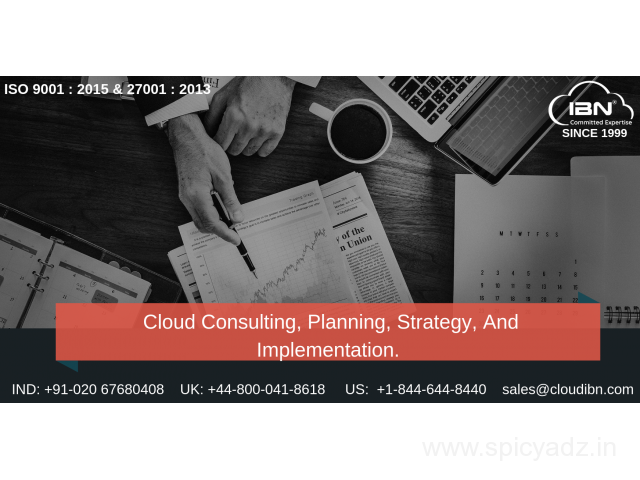 Cloud Consulting companies in pune.