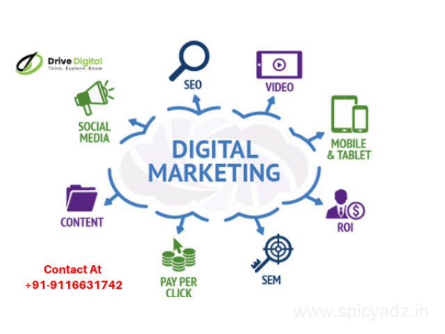 Get your marketing needs fulfilled with the Best Digital Marketing Company in India