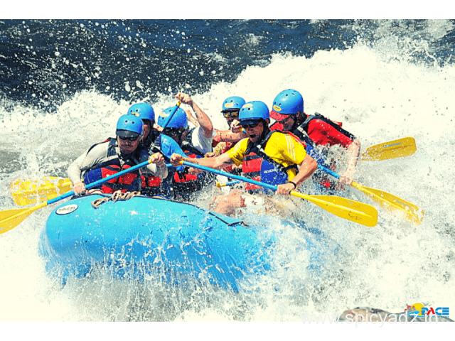 River Rafting In Kolad