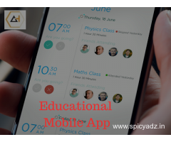 Educational Mobile App Development Company